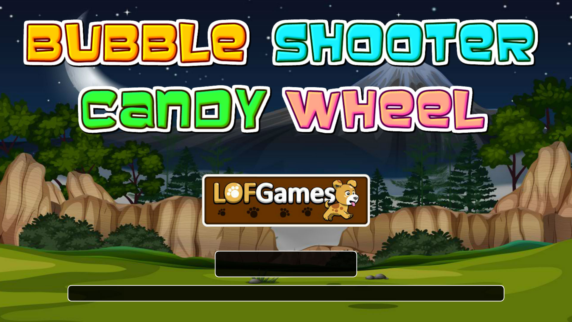 Bubble Shooter Candy Wheel | Ecaps Games | The Best Online
