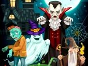 4x4 Halloween