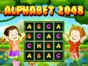 Play Alphabet 2048