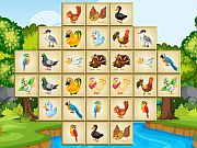 Play Birds Mahjong Deluxe