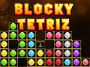 Play Blocky Tetriz