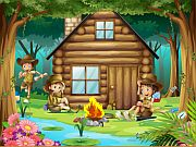 Play Camp Hidden Objects