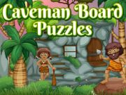 Play Caveman Board Puzzles