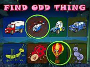 Find Odd Thing
