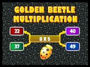 Golden Beetle Multiplication
