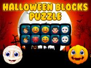 Play Halloween Blocks Puzzle