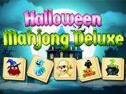 Halloween Mahjong Deluxe