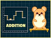 Play Hamster Grid Addition