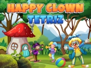 Play Happy Clown Tetriz
