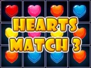 Play Hearts Match 3