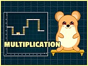 Hamster Grid Multiplication