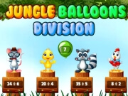Play Jungle Balloons Division