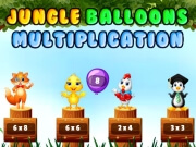 Jungle Balloons Multiplic…