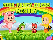 Play Kids Fancy Dress Memory