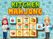 Play Kitchen Mahjong