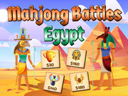Play Mahjong Battles Egypt