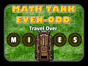 Play Math Tank Even Odd