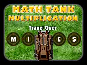 Play Math Tank Multiplication