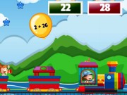 Play Math Train Addition