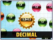 Play Orbiting Numbers Decimal