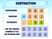 Subtraction Practice