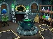 Play The Witch Room
