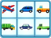 Play Transport Board Puzzles