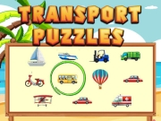 Play Transport Puzzles